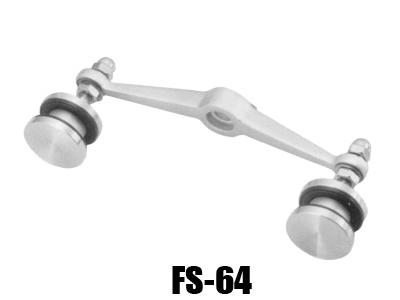 Stainless Steel Glass Handrail Brackets FS-64