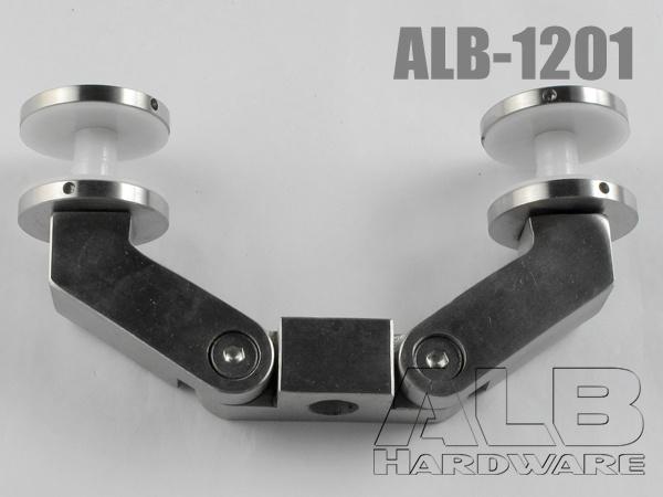 stainless steel glass handrail bracket 1201 5917