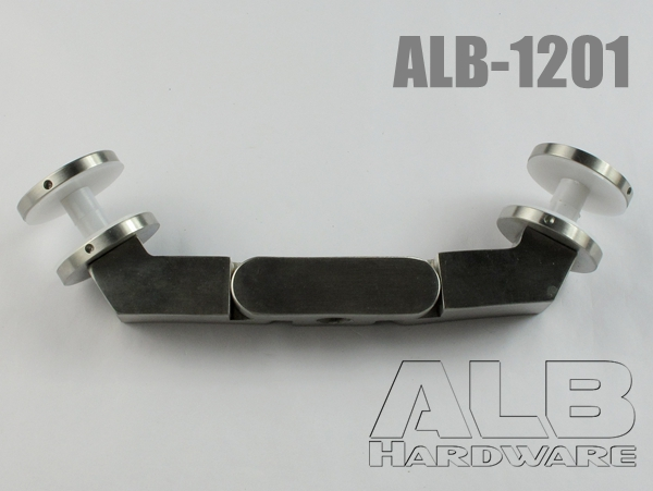 stainless steel glass handrail bracket 1201 5919