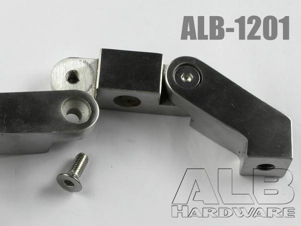 stainless steel glass handrail bracket 1201 5921