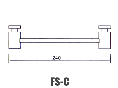 stainless-steel-glass-handrail-bracket FS-C-Dimension