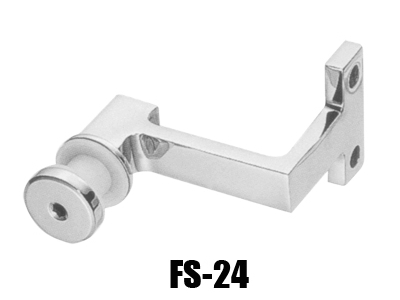 stainless steel  glass handrail brackets FS-24