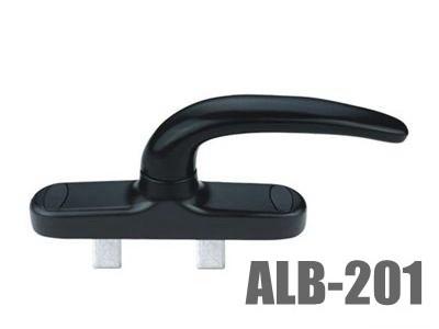 201 aluminum fork door or window handle