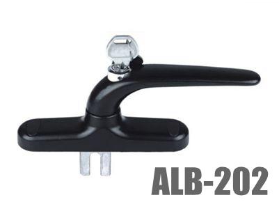 202 aluminum fork door or window handle