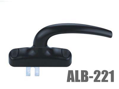 221 aluminum fork door or window handle