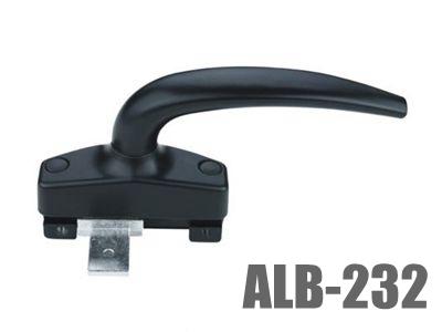232 aluminum fork door or window handle
