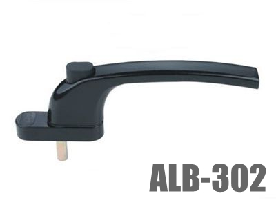 302 aluminum tilt and turn door or window handle