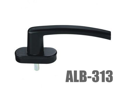 313 aluminum tilt and turn door or window handle