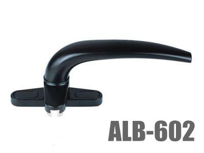 602 aluminum cockspur door or window handles